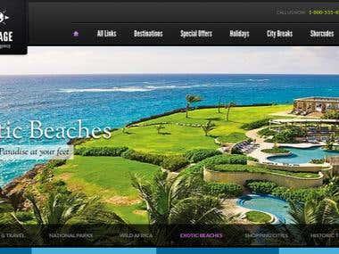 Wordpress: Voyage Travel Agency
