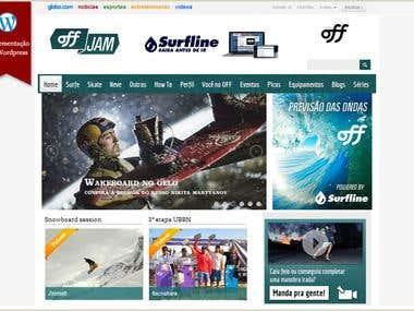 OFF Jam Site