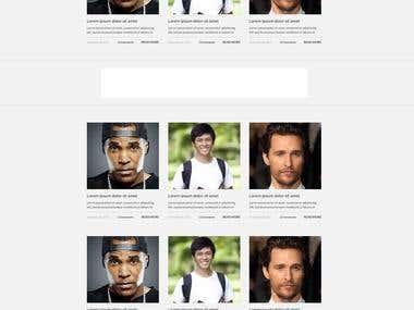 Online Magazine/News Blog