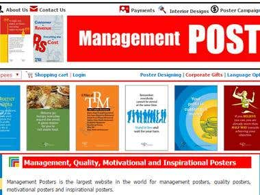 Poster Management