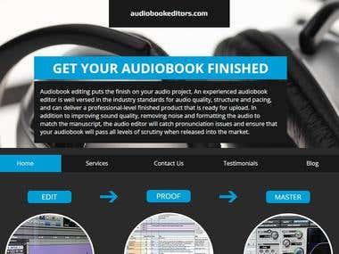 Audio Book Editors