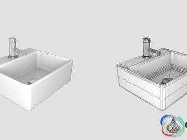 Product 3d Modelling