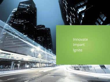 Corporate Profile/Brochure for ISIDIMA Talent Management