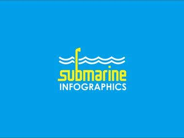 Submarine Infographics