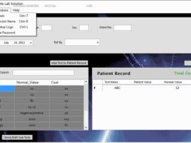 Pathcom: Pathology Lab Software