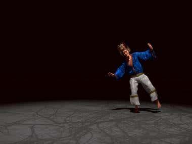 Nuo Dance