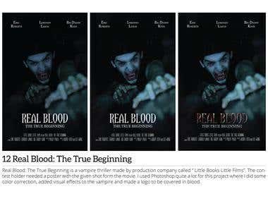 Real Blood: True Beginning