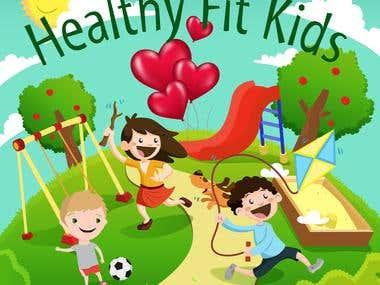 healthy fit kids