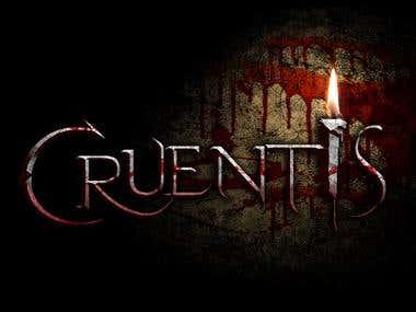 Cruentis - Videogame logo desing