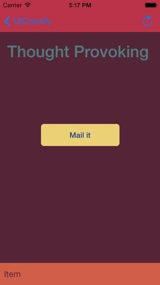 UIColorify [iOS]