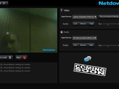 Video Broadcaster and Video Recorder