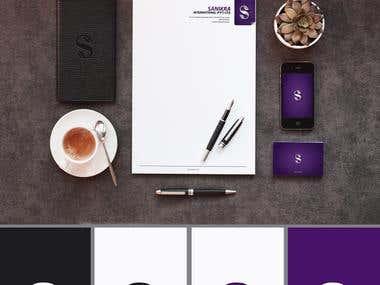 Brand Identity for Sanikra International (Pvt) Ltd.