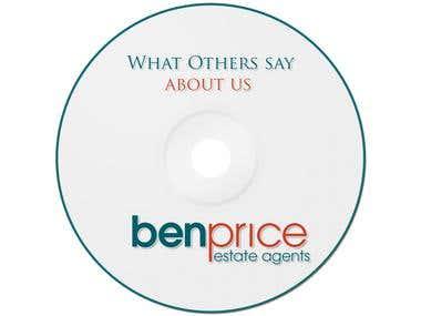 DVD/CD Label Design