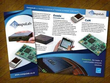 brochure design#1