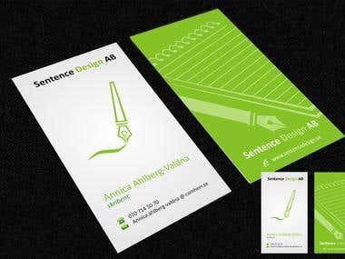 stationery design#4