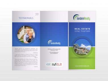 brochure design#2