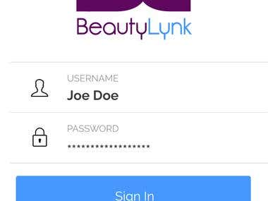 beautylynk android app