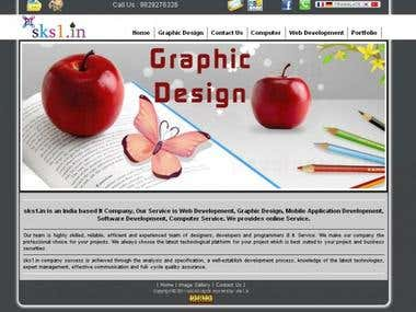 Web Design Graphic Design
