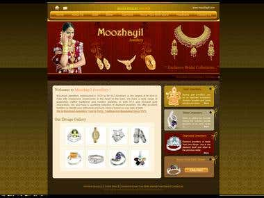 Moozhayil Jewellery
