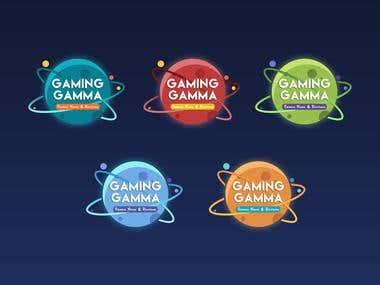 Gaming Gamma - Logo Design