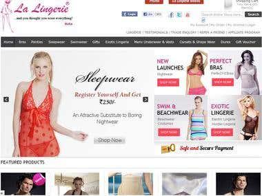 Lalingerie - Lingerie, Lingerie India, Online Lingerie Store