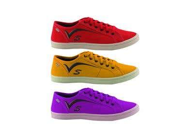 Diseño de marca de Zapatillas