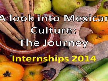 Presentation on Mexican Culture for foreign interns