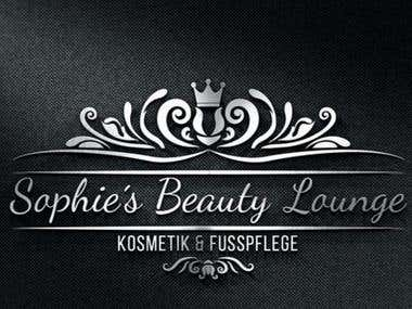 Logo for Soophie's Beauty Lounge