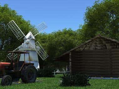 Farm Render