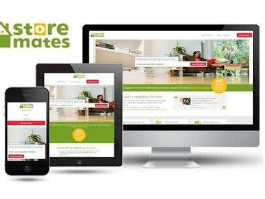 Drupal Responsive Commercial Website