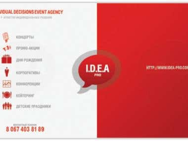 IDEA - Event agency