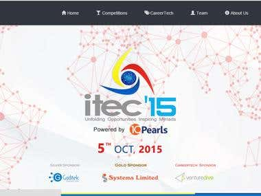 ITEC Website (neditec.org.pk/)
