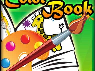 Color Book for Kids : Android app