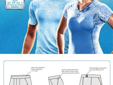Columbia Sportswear Compression Baselayer