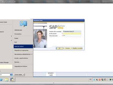 SAP Bussines one
