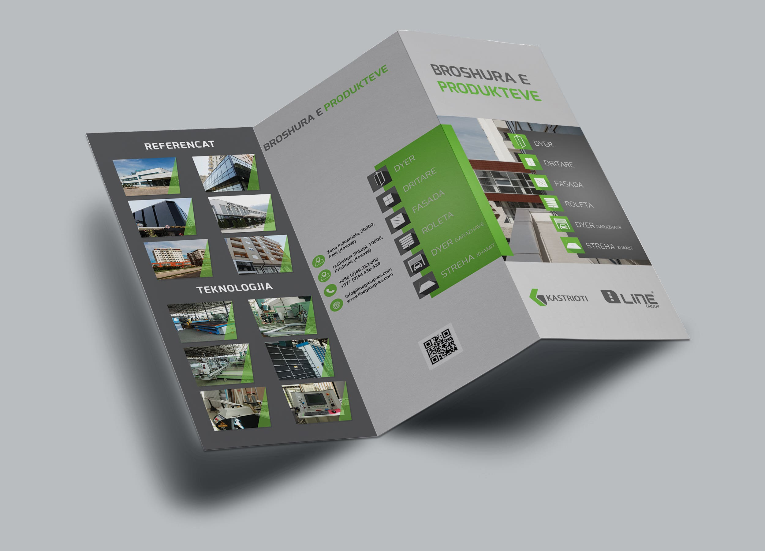 LineGroup Brochure