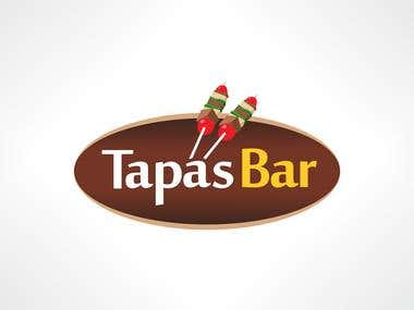 Logo Design - Tapas Bar
