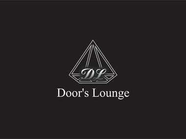 Logo Design - Door'S lounge