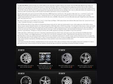Mercedes Wheels Collection