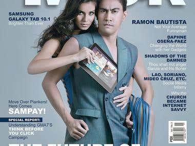 Cover Tweak Magazine