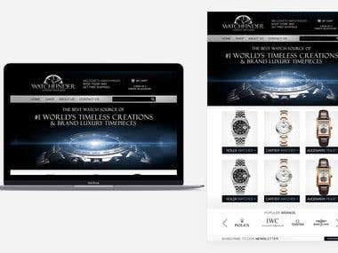 WatchfinderNY website