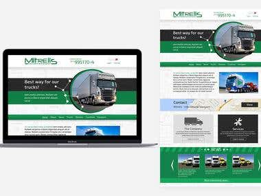 Mitrelis website