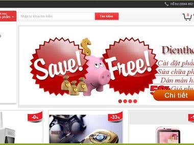 shop mobile dienthoaidoc.org