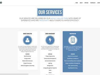 Renewage - Wordpress