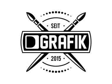 Deltron Grafik Logo