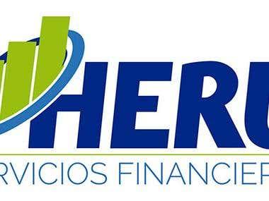 Logo Grupo Financiero Heru