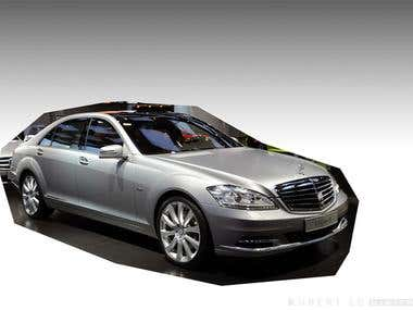 Automotive retouching