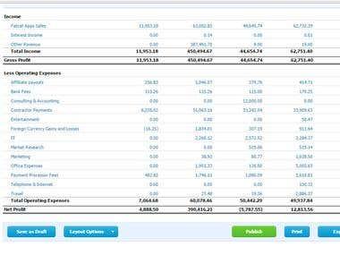 Accountant for a Hongkong based Company