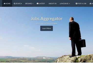 Jobs Aggrigator