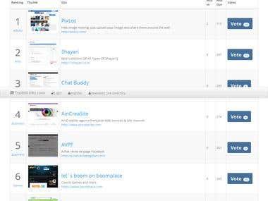 Top Link List